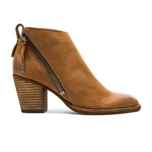 Dolce Vita Jaeger Brown Double Zip Bootie 8.5